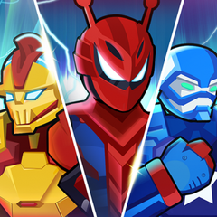 Robot Super: Hero Champions android